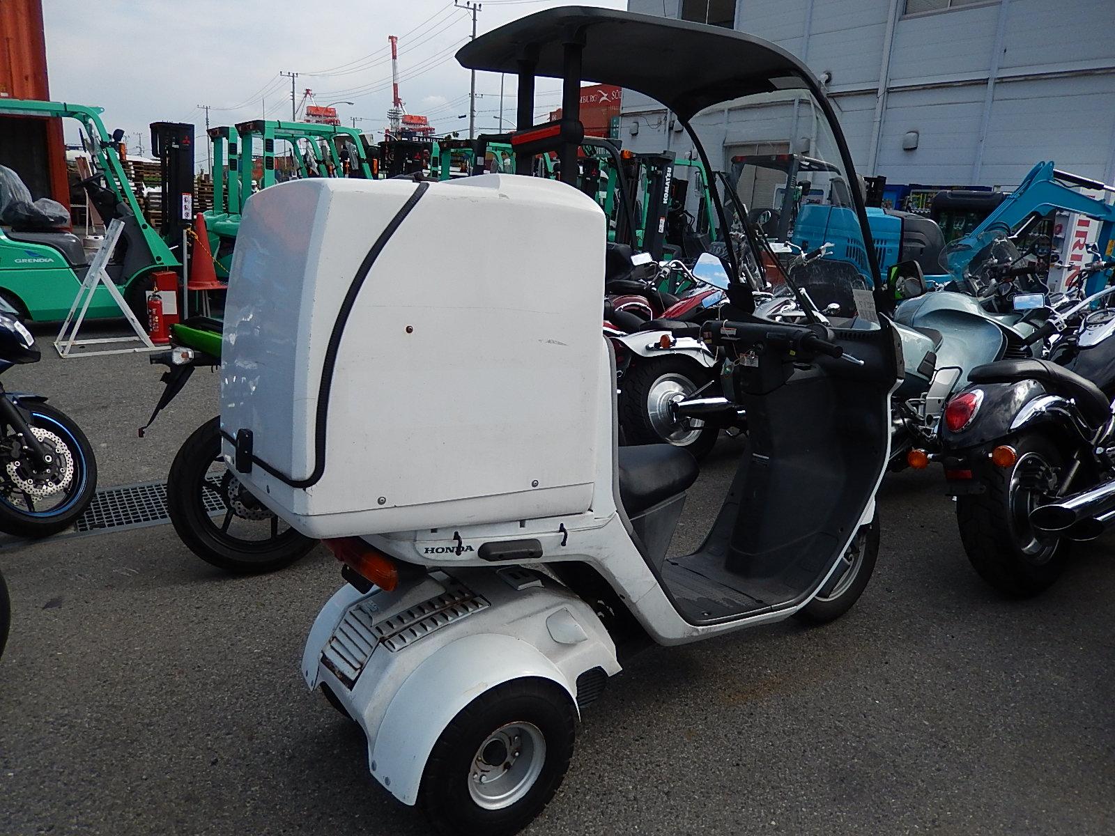 грузовые Скутеры Honda gyro #8