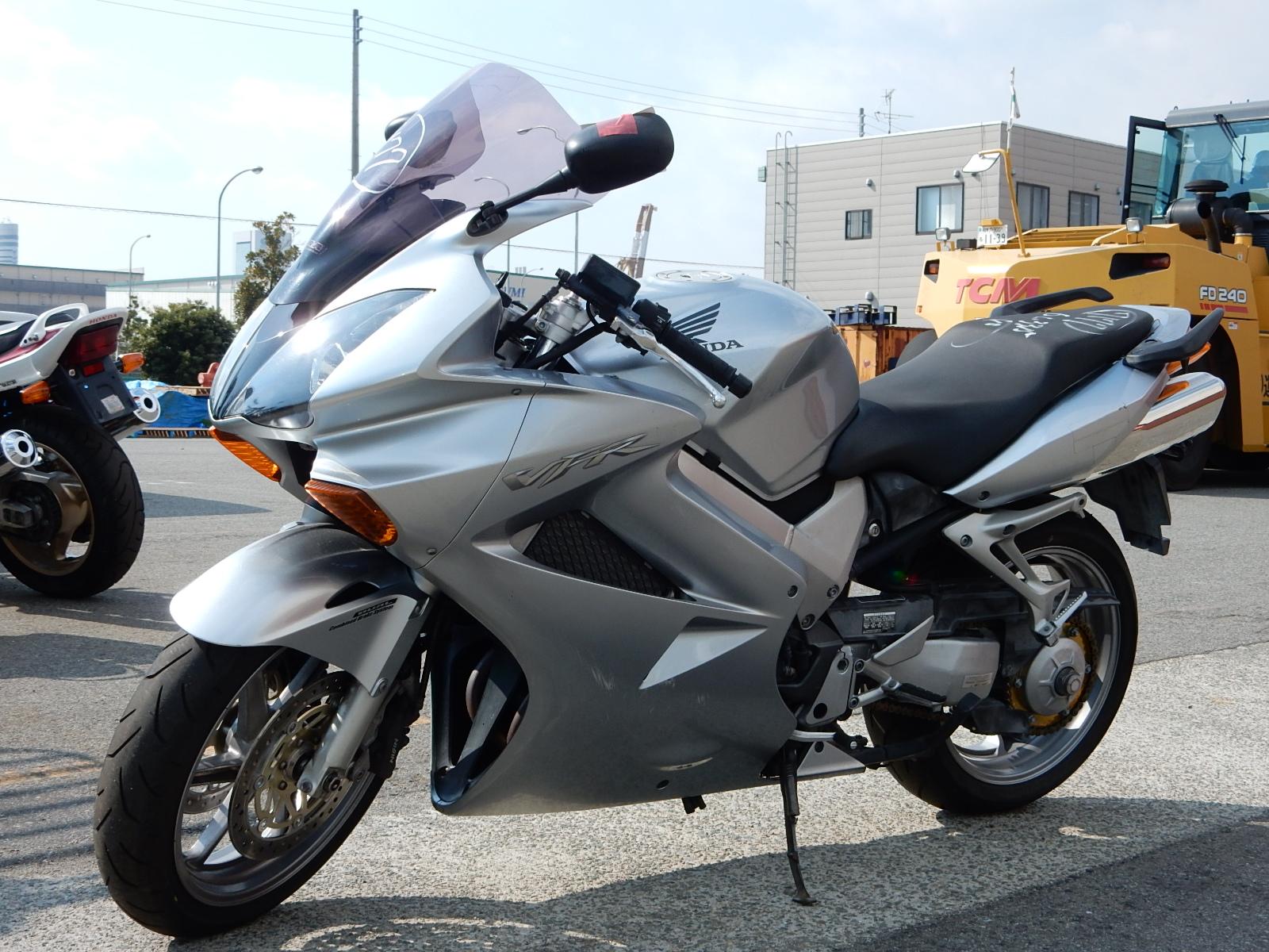 Honda VFR технические характеристики #10