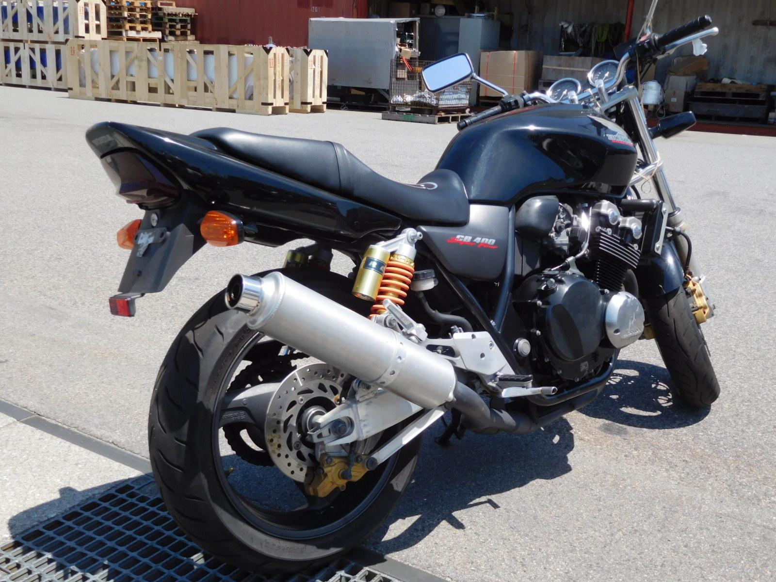 Honda CB 400 Super Four - motosvit.com