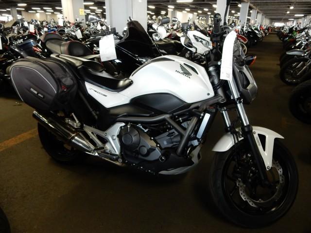 мотоциклы HONDA NC700S фото 1 увеличить фото