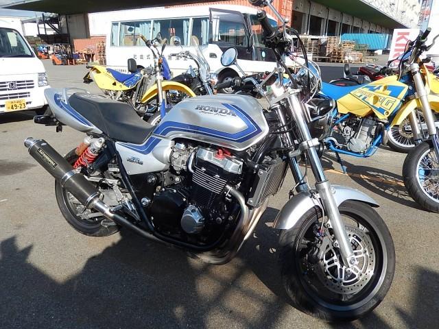 мотоциклы HONDA CB1300SF фото 1 увеличить