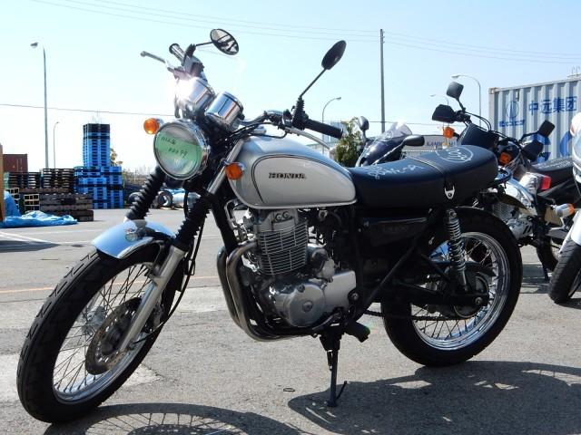 мотоциклы HONDA CB400SS фото 2 увеличить