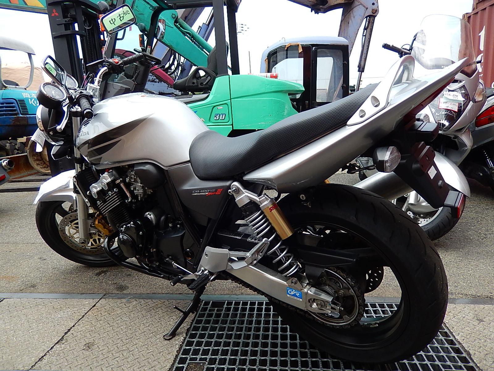 Купить Honda CB400 SF Vtec-3 в Москве, цены, фото ...