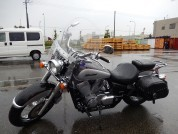 мотоциклы HONDA SHADOW 750 фото 2